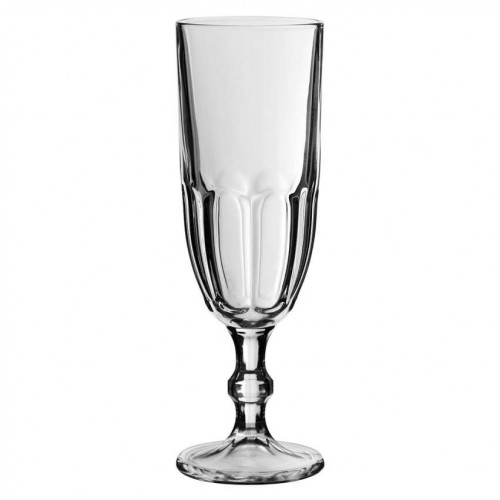 VERRE A PIED CALICE FLUTE 16 CL