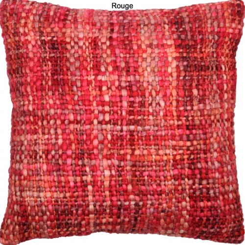 COUSSIN KARL ROUGE 40 X 40 CM