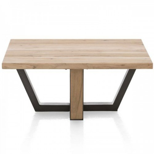 TABLE BASSE CHARLESTON 80 X 80 X 35 CM EN KIKAR