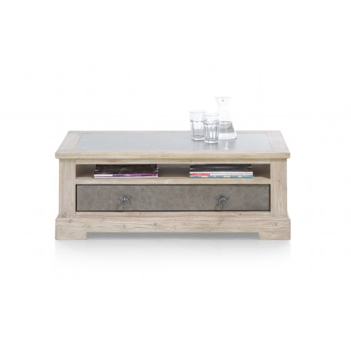 TABLE DE SALON RAILWAY ACACIA 60 X 110 X 40 CM