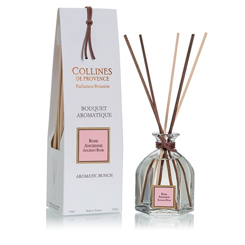 BOUQUET AROMATIQUE 100ML ROSE ANCIENNE