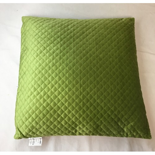 COUSSIN BARYTON 45 X 45 CM VERT 100pourcent POLYESTER