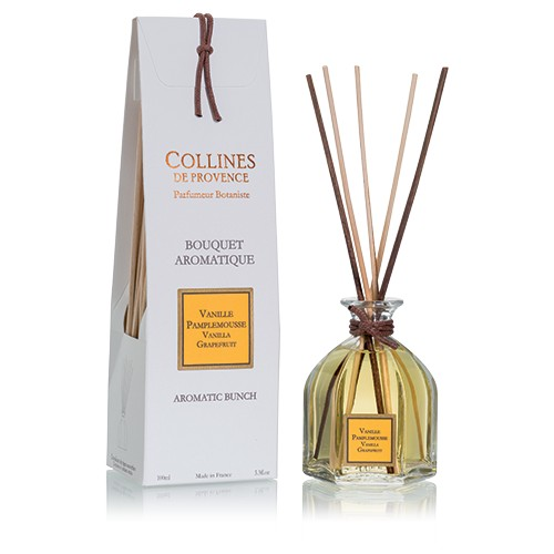 BOUQUET AROMATIQUE 100ML VANILLE PAMPLEMOUSSE
