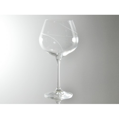 VERRE A DEGUSTATION GRACE GRAVE D'UN DECOR 570 ML