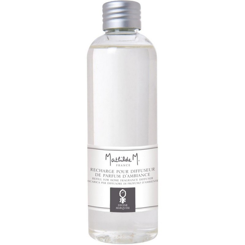 RECHARGE DIFFUSEUR DIVINE MARQUISE 200 ML