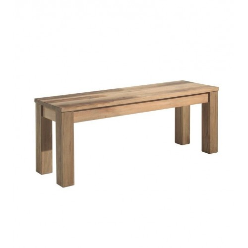 BANC LONGUEUR 123 cm CHENE MASSIF
