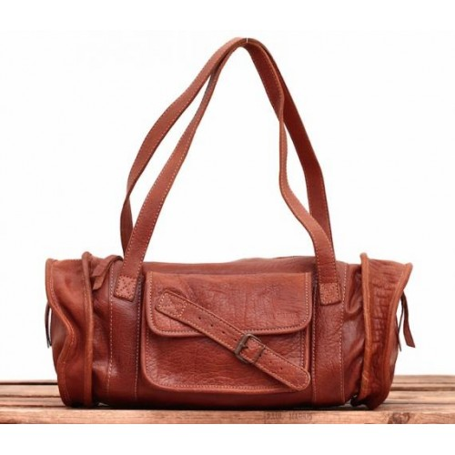 SAC PAUL MARIUS MARIE COULEUR NATUREL 46 X 20 X 20 CM