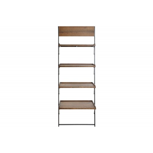 ETAGERE MURALE SAPIN METAL 4 TABLETTES 66 X 26 X 179 CM