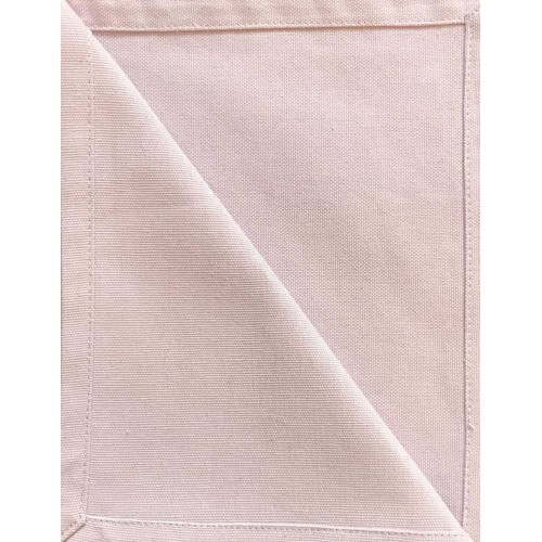 SERVIETTE NEW YORK 40 X 40 CM  COULEUR ROSE IRIS 100% COTON