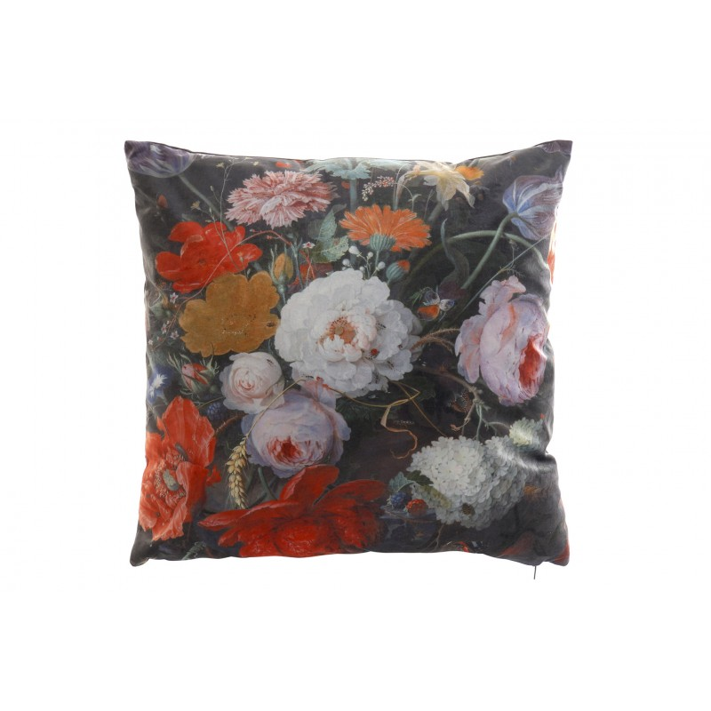 COUSSIN POLYESTER 45X45 400 GR HYPER FLORAL