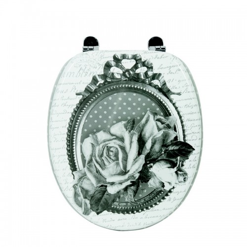 ABATTANT WC ROSES