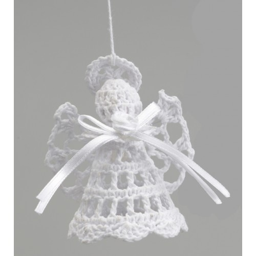 SUSPENSION ANGE CROCHET