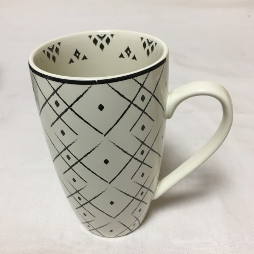 MAXI MUG PORCELAINE COLLECTION AMMAN