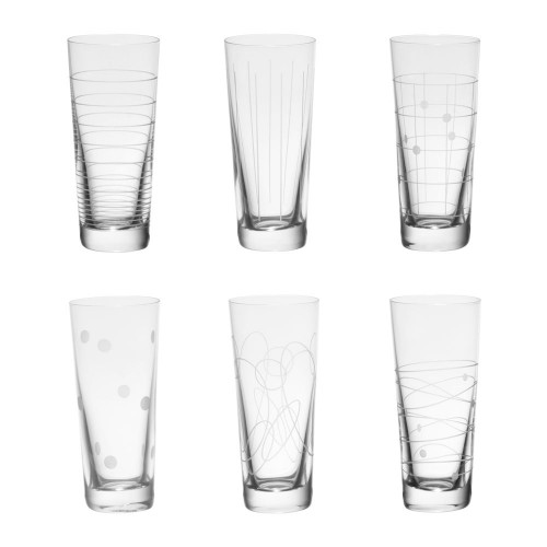 SET DE 6 VERRES SHOOTER 9 CL GRAPHIK